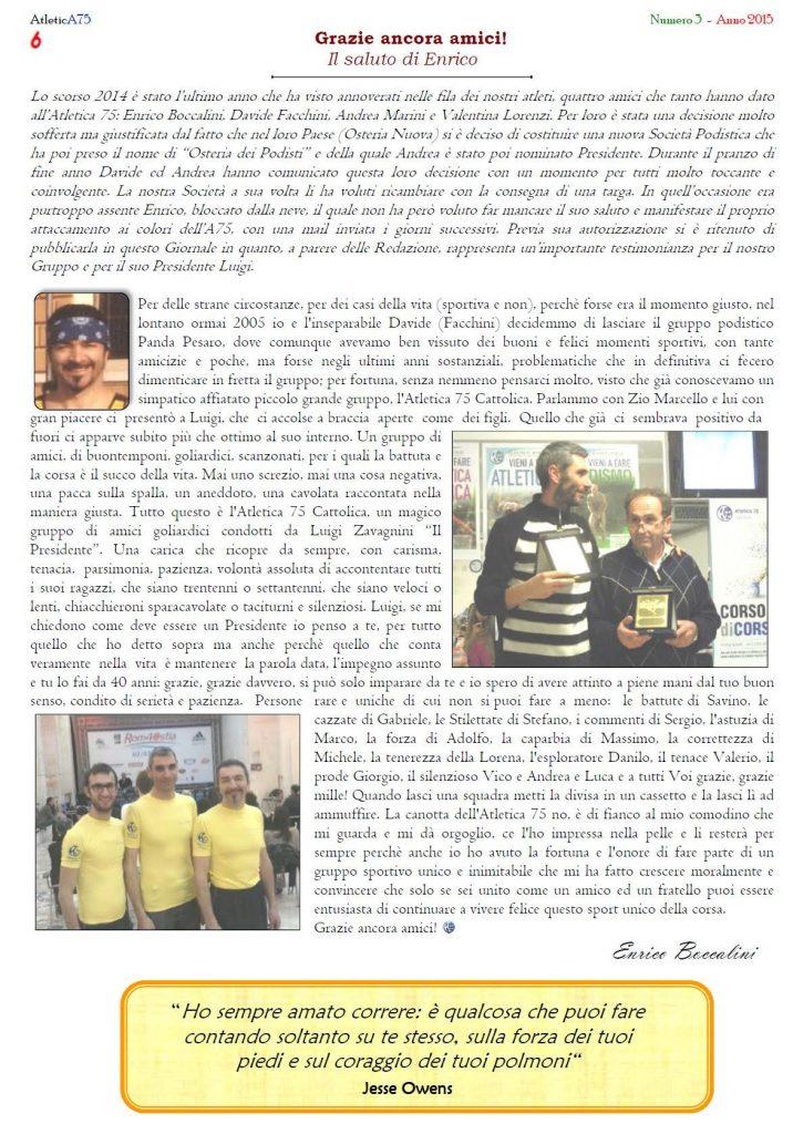 EstrattoGiornaleA75 EnricoBoccalini